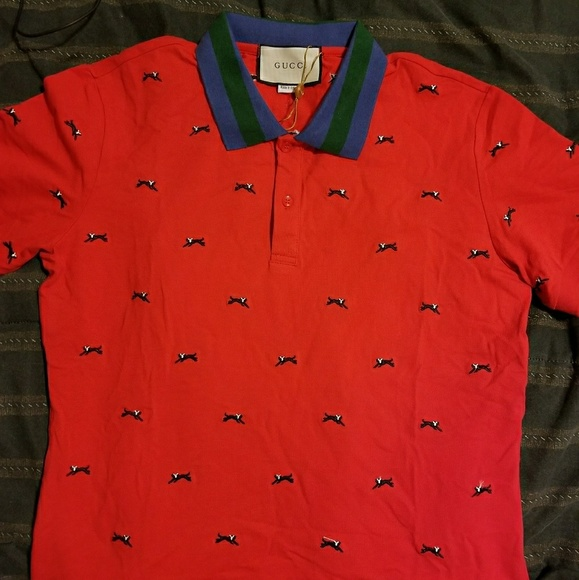 d6cbbd4f251a Gucci Shirts   Mens Polo   Poshmark